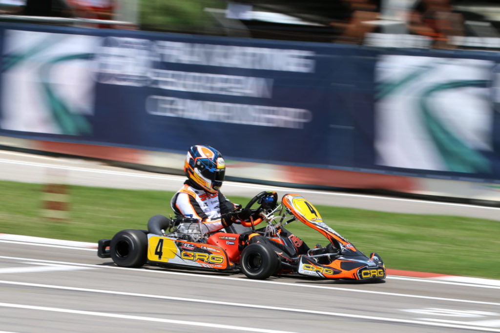 CRG: A hard closing round of the European Championship-KZ/KZ2 in Naples
