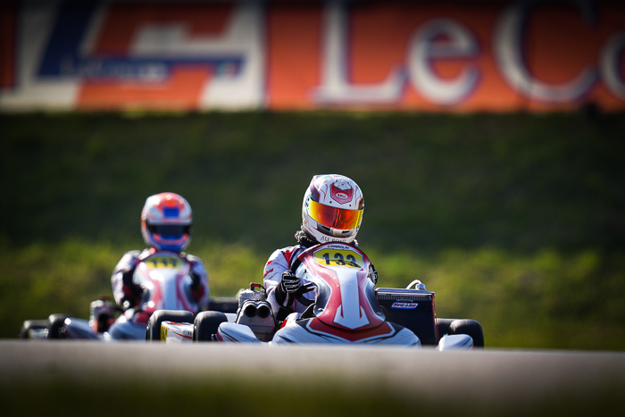 Parolin: 2nd place to crown a strong performance at Kristianstad