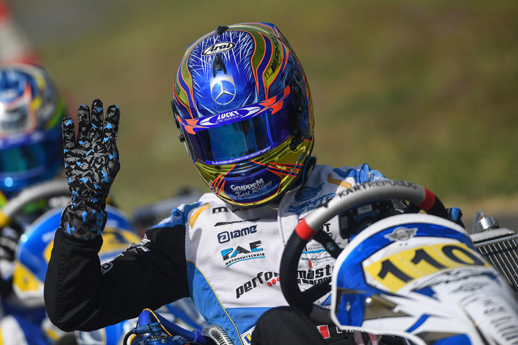 Kart Republic: A fantastic weekend in Sweden as Travisanutto wins again