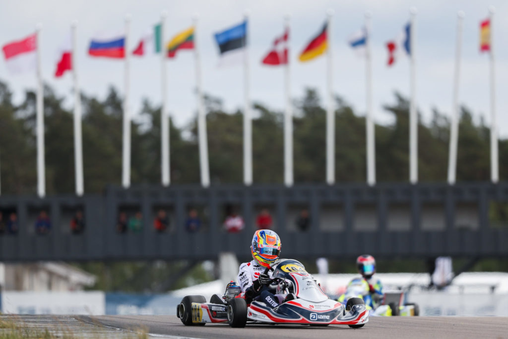 FIA Karting – Saturday: A fruitful day for Patterson and Taponen