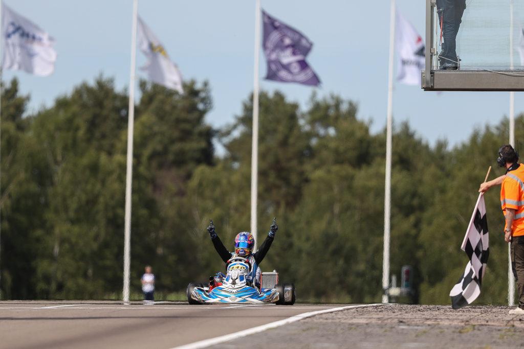FIA Karting – OK: Travisanutto takes second European win