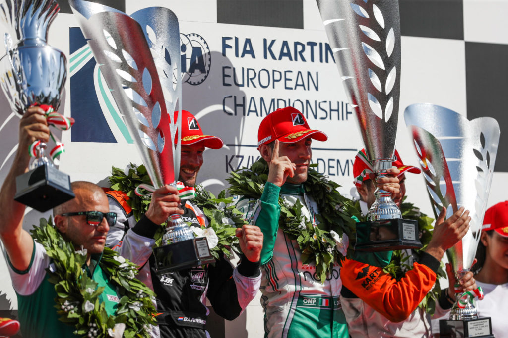 FIA Karting: The drivers who caught our eye in Sarno