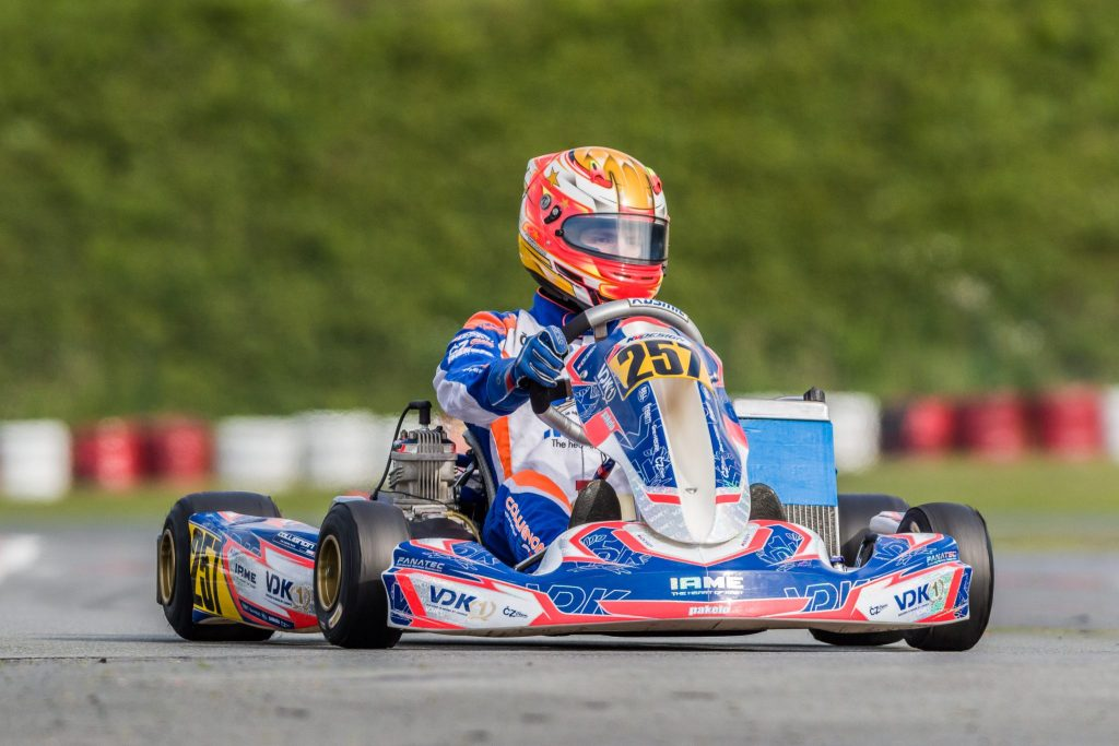 Preview: Francorchamps, a turning point in the IAME Series Benelux?