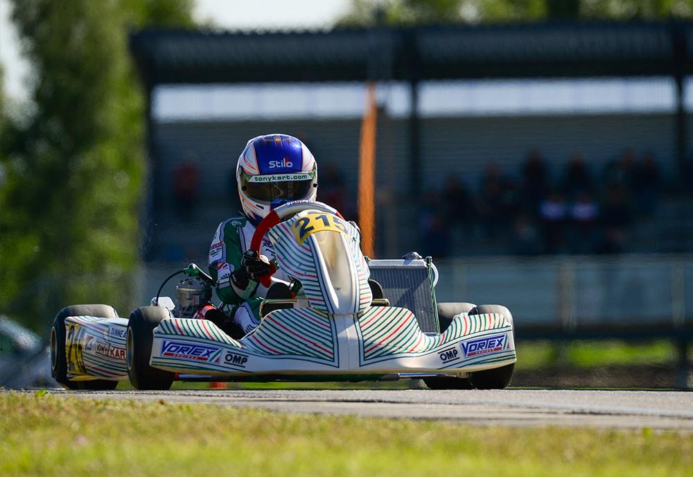 Tony Kart: Ready for the OK-OKJ European Championship Final Round