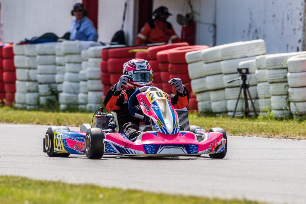 IAME Series Benelux: A very hot and eventful third round!
