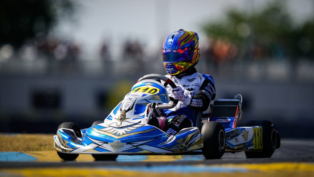 LeCont: Major positive result at the European OK Championship