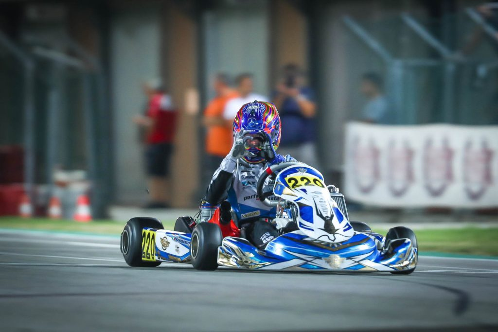 CV Performance Group: Travisanutto grabs the OK title in the WSK Euro Series