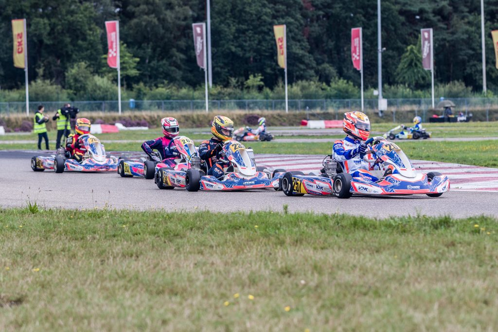 VDK Racing: Up to the task in Genk storm