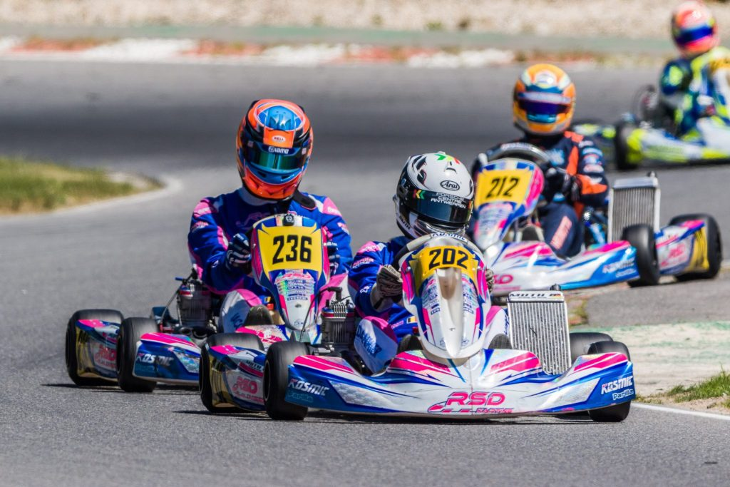 "IAME Series Benelux: Back to business at the ""Home of Champions""!"