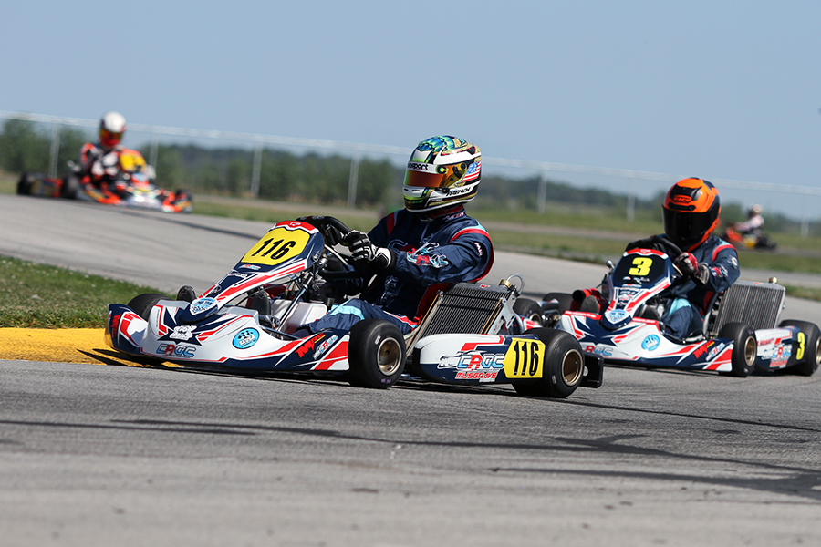 Superkarts! USA Pro Tour – SummerNationals: Round 5 Report