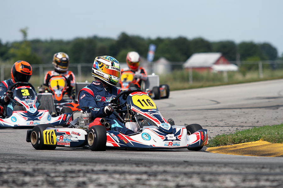 Superkarts! USA Pro Tour – SummerNationals: Round 6 Report