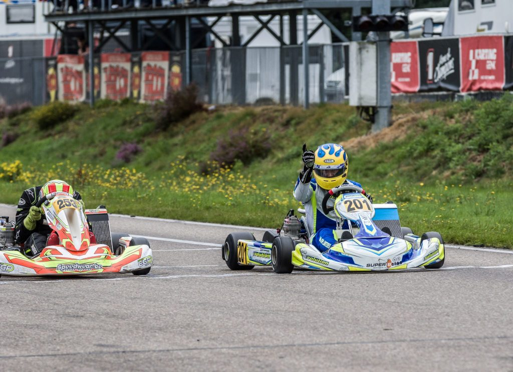 IAME Series Benelux: Genk meets expectations & suspense is preserved before season Final
