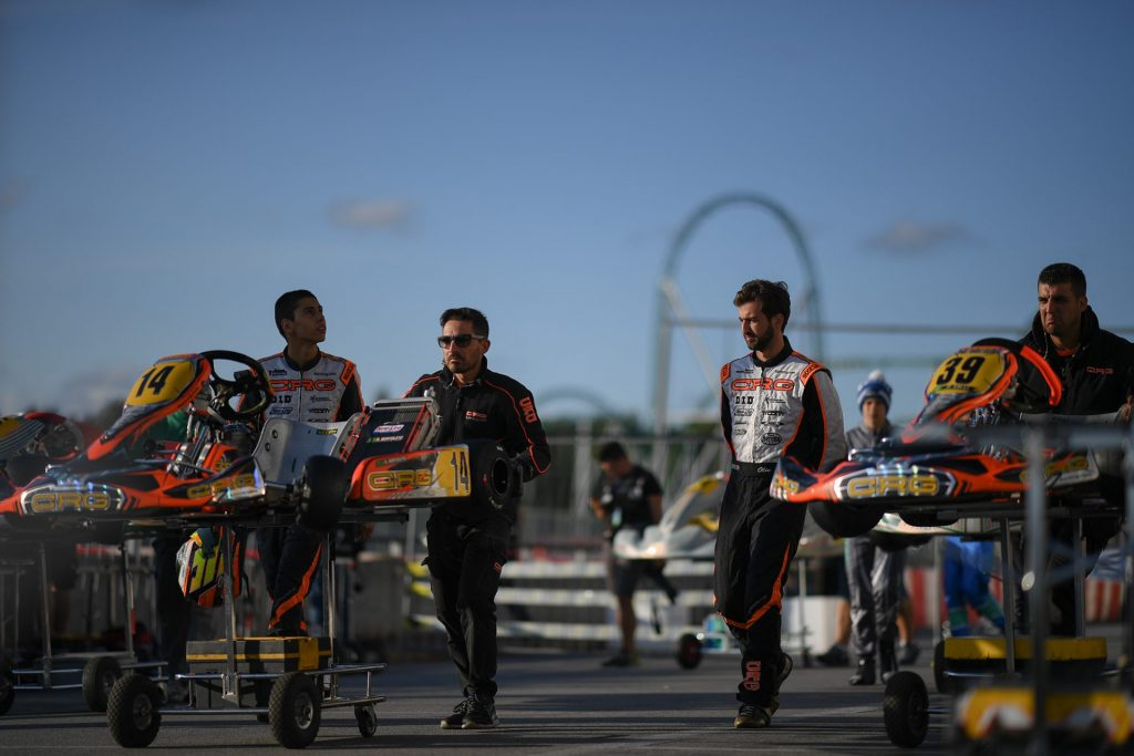 CRG: Unlucky World Championship weekend despite drivers' competitiveness