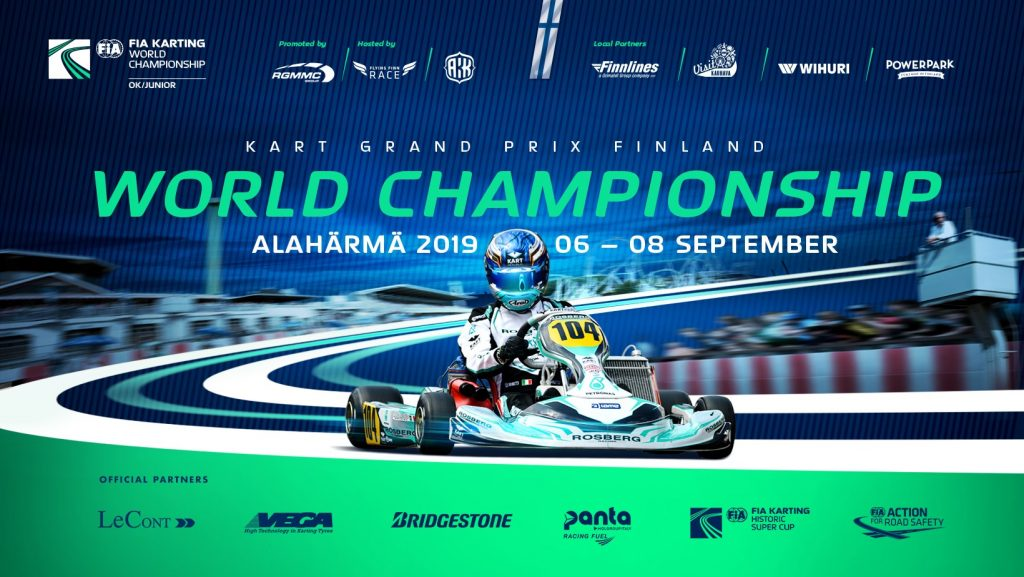 FIA Karting: Guide to the Worlds at Alahärmä