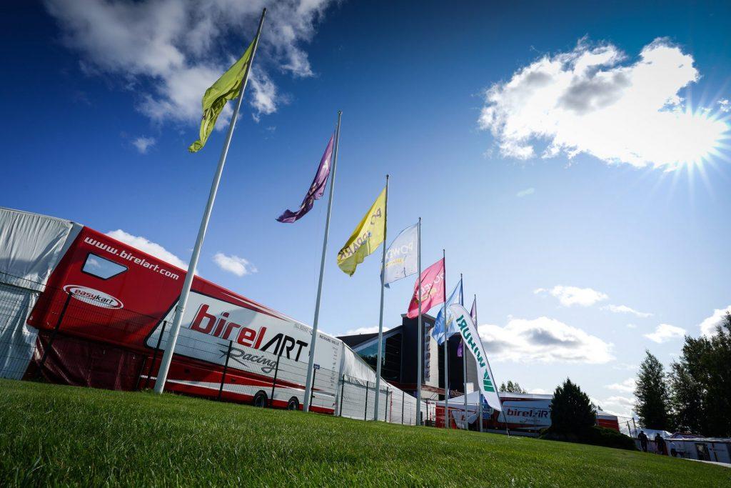 Birel ART: Bertuca a revelation at the World Championship