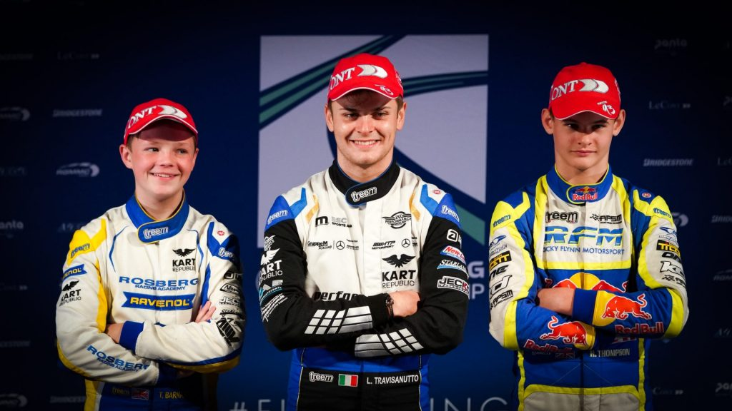 FIA Karting Worlds – Sunday: Highly deserved titles for Ten Brinke and Travisanutto in Finland