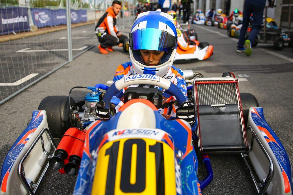 VDK Racing: Un Mondial finlandais entre gouttes et malchance