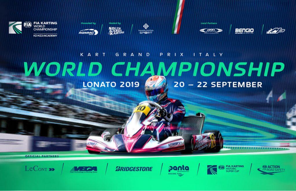 Guide to the FIA Karting World Championship at Lonato