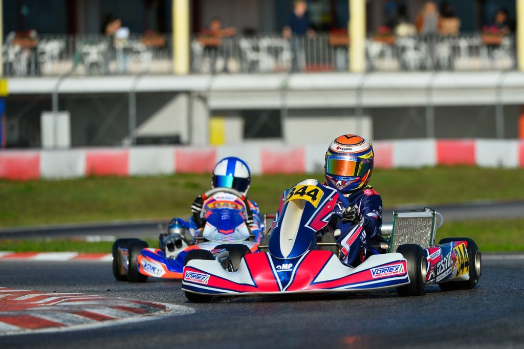 Kosmic: Great deal of progress at the WSK Open Cup