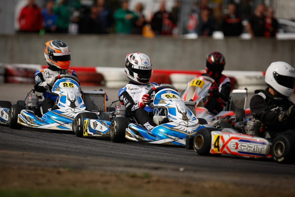 CV Performance Group: A four-time success in the ADAC Kart Masters