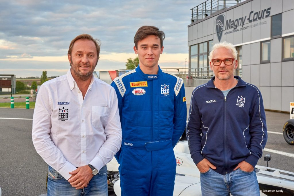Exclusive: KZ World Champion Marijn Kremers on his first steps in a single-seater