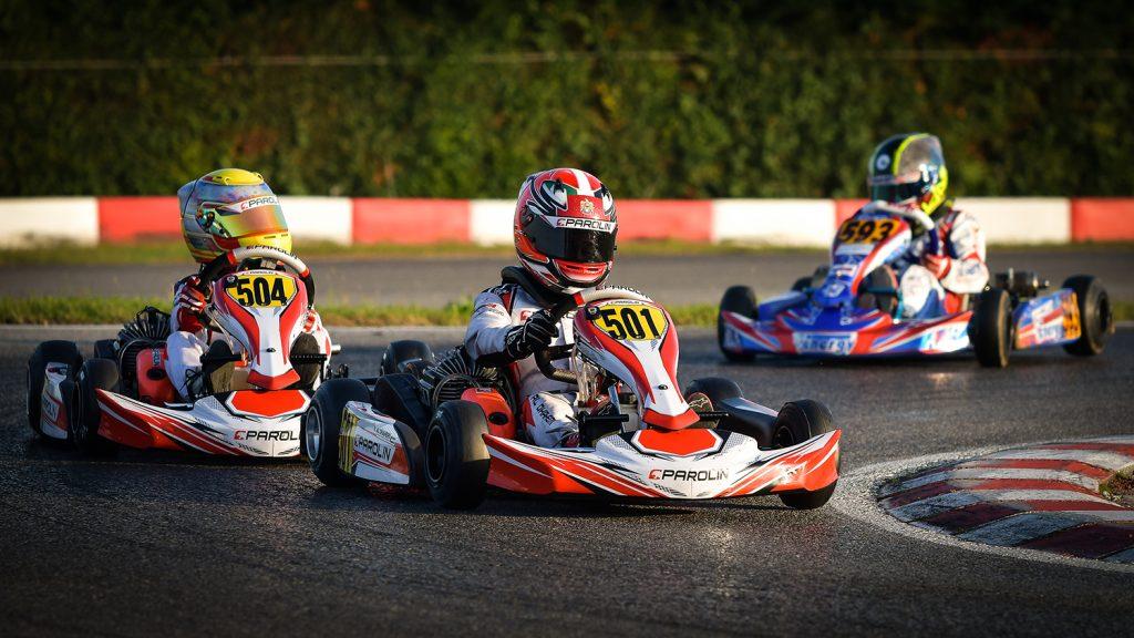 Parolin: Wave of success at Lonato with a double podium in 60 Mini