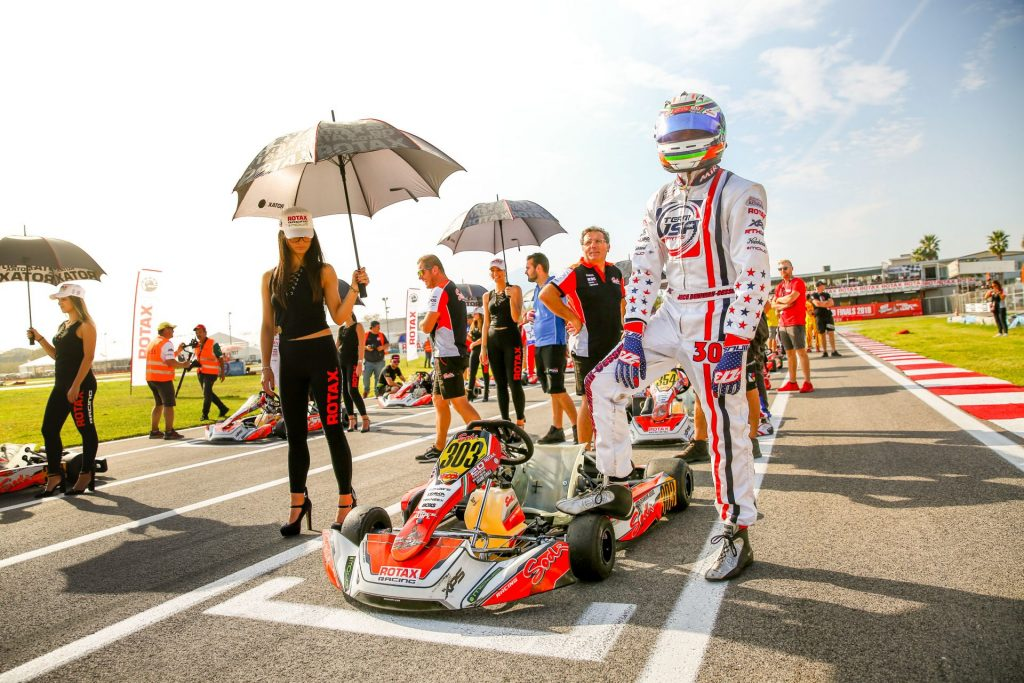 Jace Denmark-Gessel: First Rotax MAX Challenge Grand Finals concluded on a high!