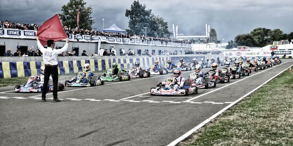 Preview: The master event powered by IAME on its marks at Le Mans