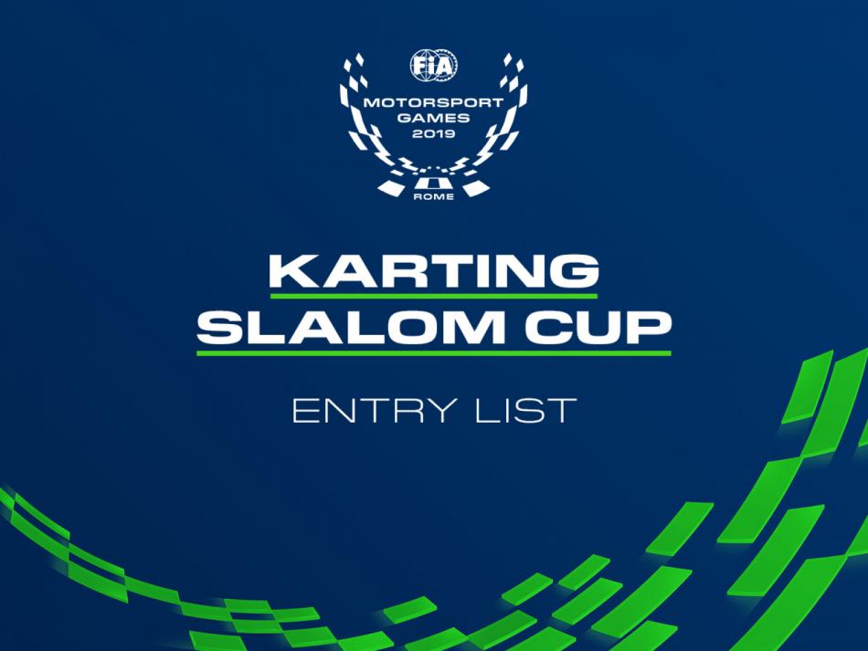 High interest for Karting at inaugural FIA Motorsport Games