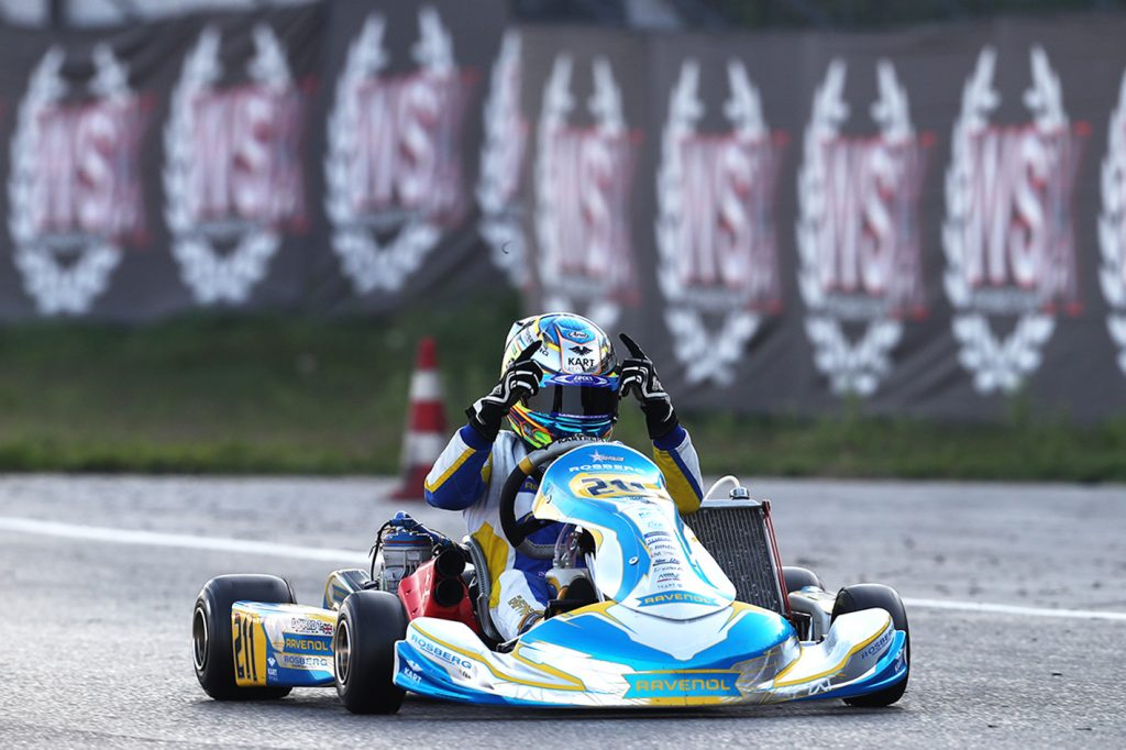 Preview: Final sprint for the WSK Open Cup at Castelletto