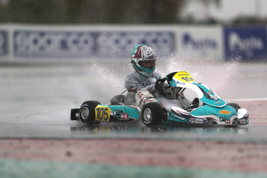 WSK Final Cup – Friday: Bizzotto, Travisanutto, Bedrin & Al Dhaheri the fastest at Adria