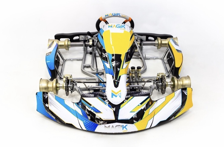 New brand Magik Kart to debut in the US