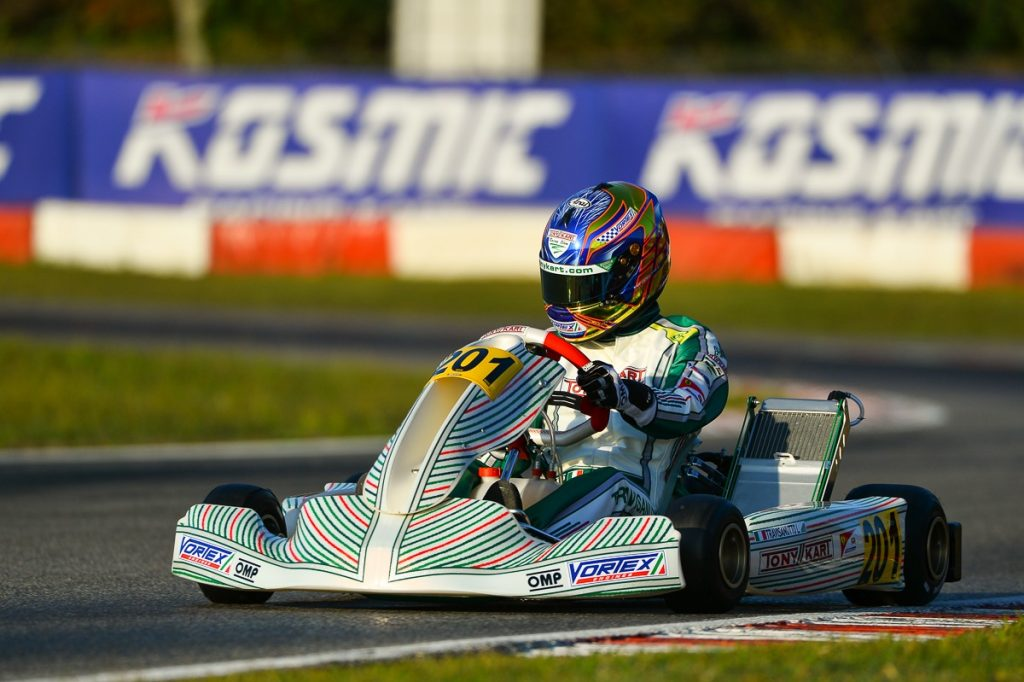 Tony Kart: Ready for the decisive round of the WSK Open Cup