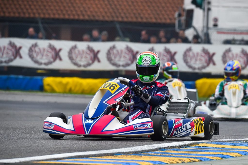 Kosmic: Excellent WSK Open Cup conclusion at Sette Laghi