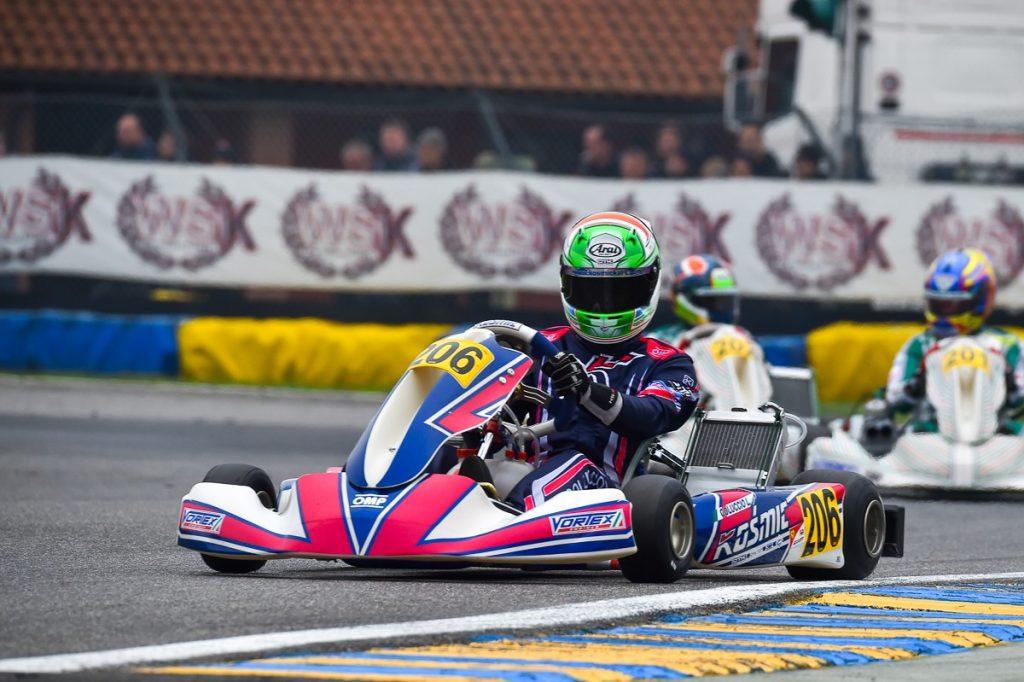 OK / Junior drivers and races confirmed for Kosmic Kart Racing Department