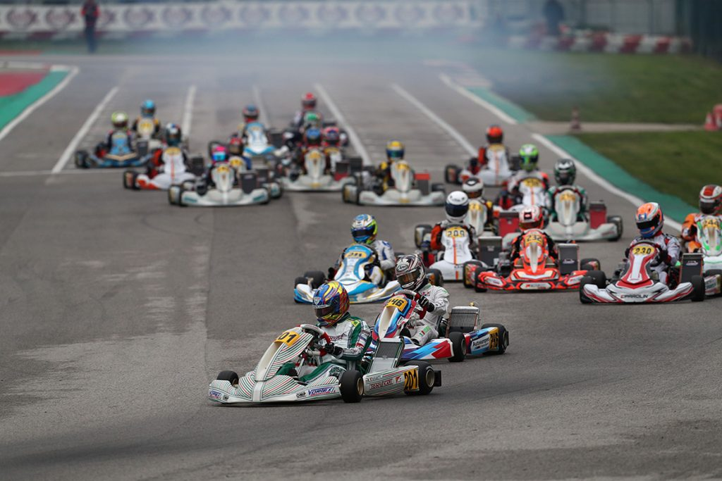 WSK Final Cup – Saturday: Travisanutto, Antonelli, Matveev & Luyet end the heats on top