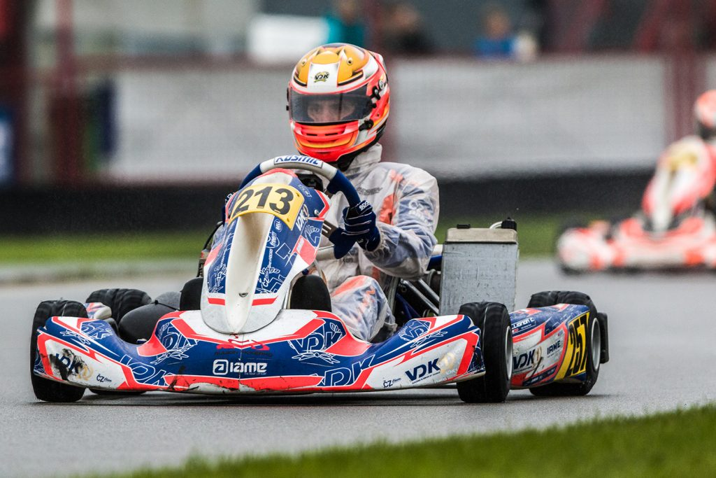 VDK Racing: Good performances for the closing round of the IAME Series Benelux
