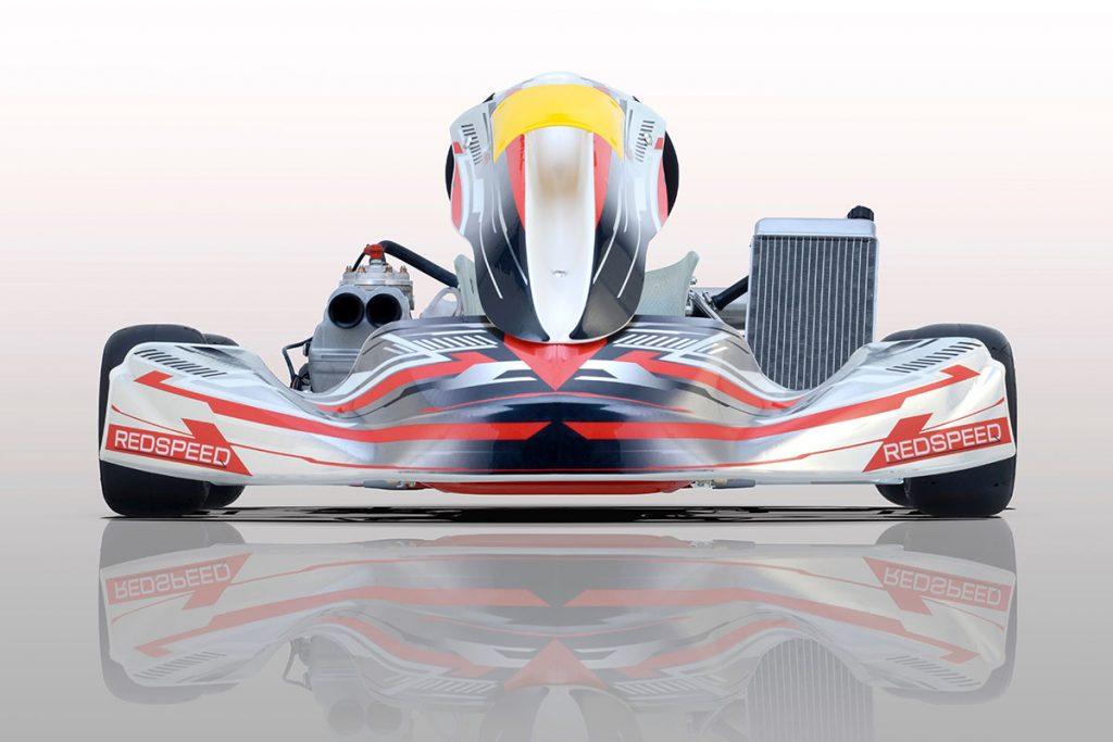 Redspeed Kart set to take on North American karting market