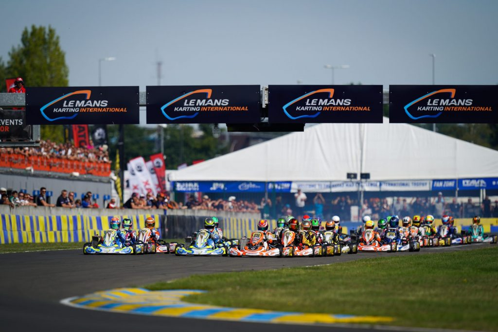 The RMC International Trophy back to Le Mans in 2020