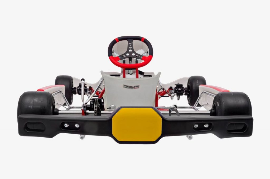 2020 introduction of CIK-FIA homologated rear bumper for Rotax DD2 explained