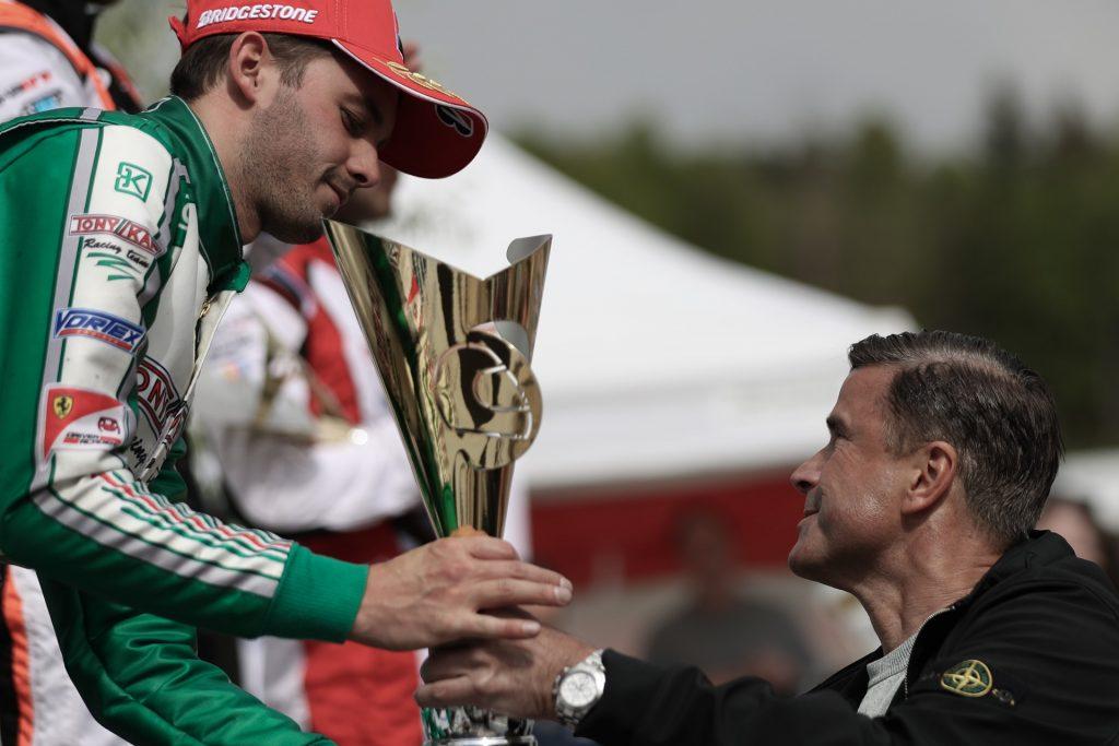 Matteo Viganò to leave Tony Kart