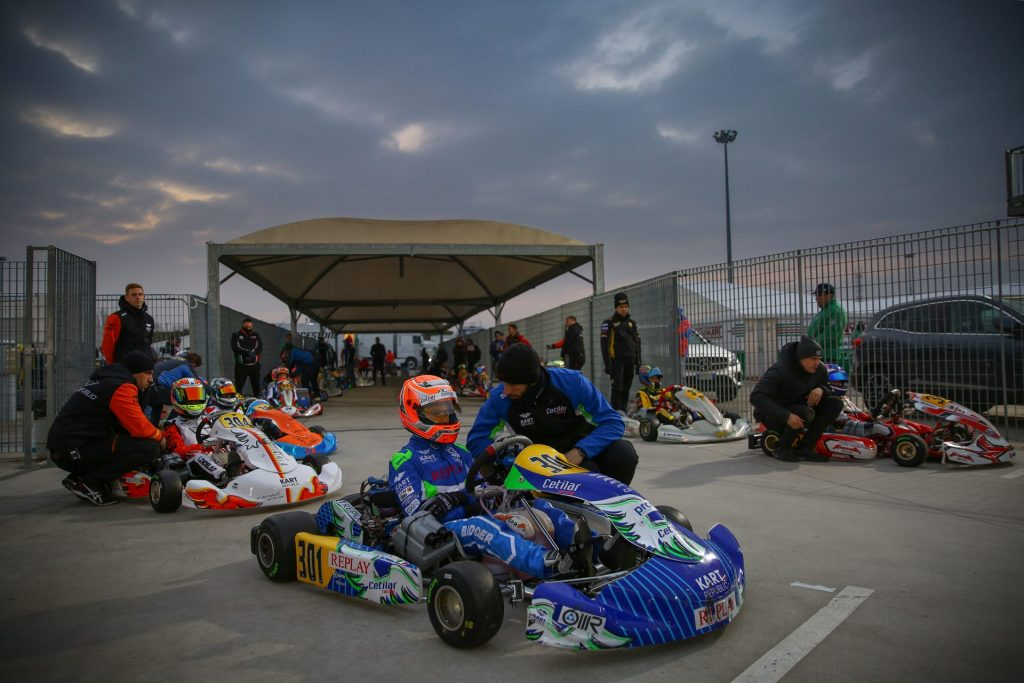 WSK Super Master Series R1 – Friday: Bedrin, Badoer & Matveev top Qualifying's timesheets