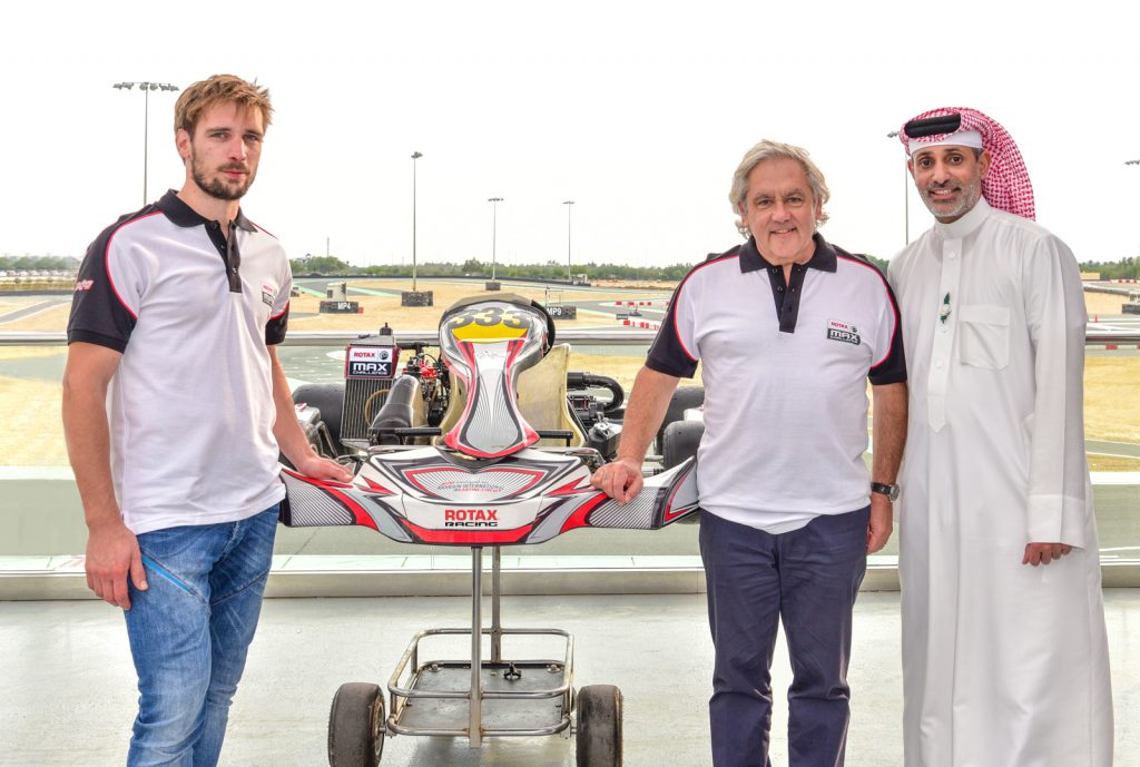 2020 Rotax MAX Challenge Grand Finals to take place in Bahrain
