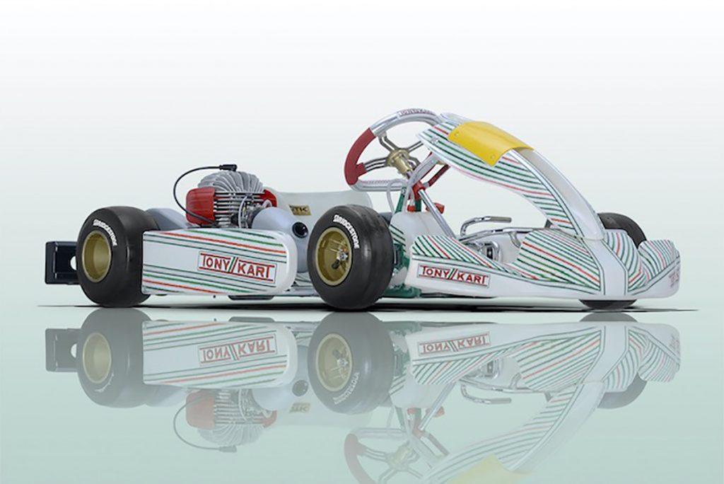 OTK reveals new CIK-FIA homologated Mini chassis