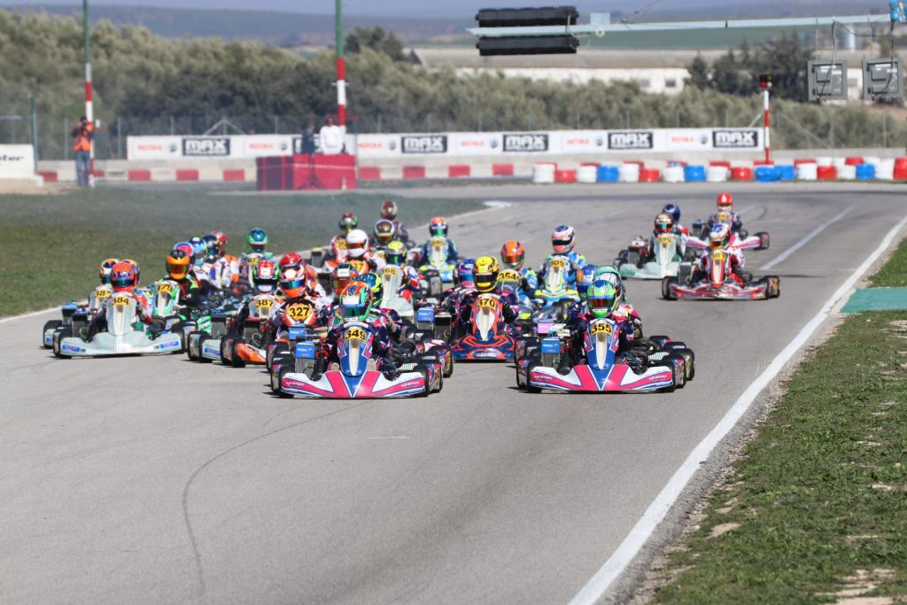 Rotax MAX Euro Trophy Winter Cup: 200 drivers for an action-packed meeting