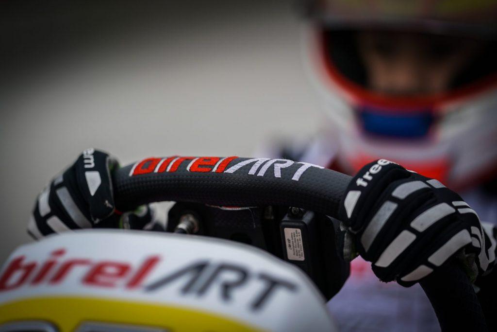 Birel ART: A promising start to the season at Adria