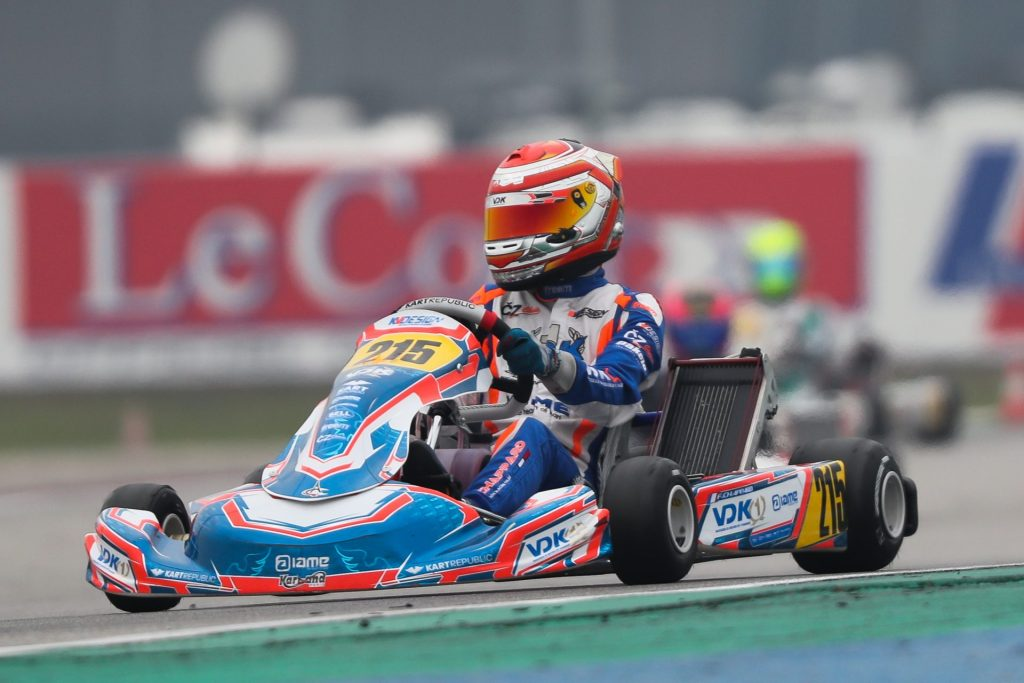 VDK Racing: On steady progress at WSK Super Master Series opener