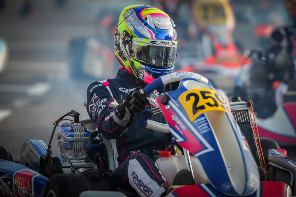 IAME Winter Cup – Qualifying: Bearman, Walker & Robinson on pole at Valencia