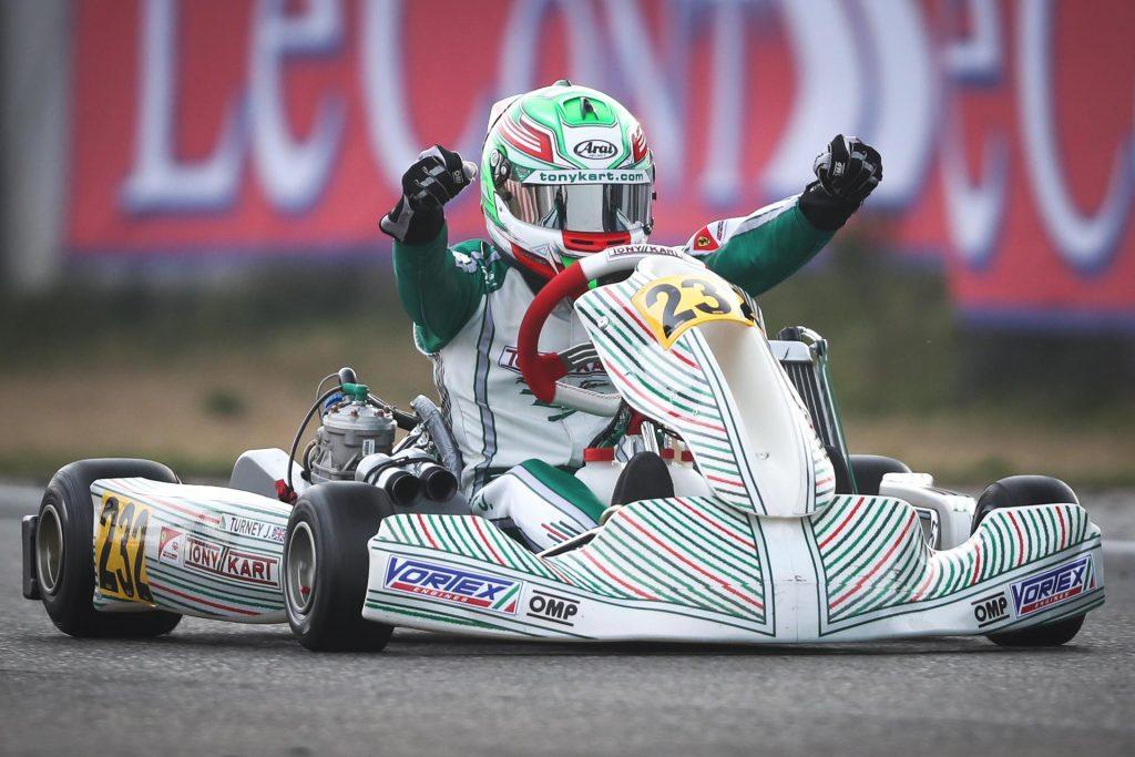Palomba, Turney, Stenshorne  & Al Dhaheri win the 25th Lonato Winter Cup