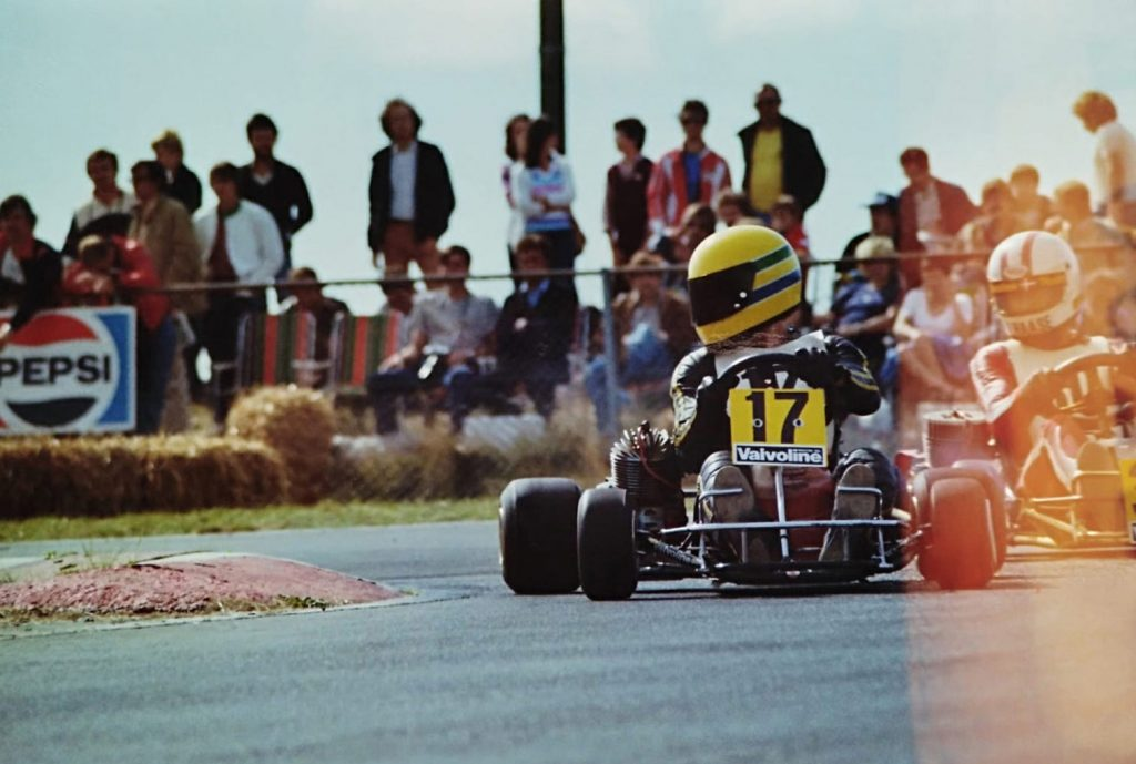 The day Senna missed the Karting World Championship (again)